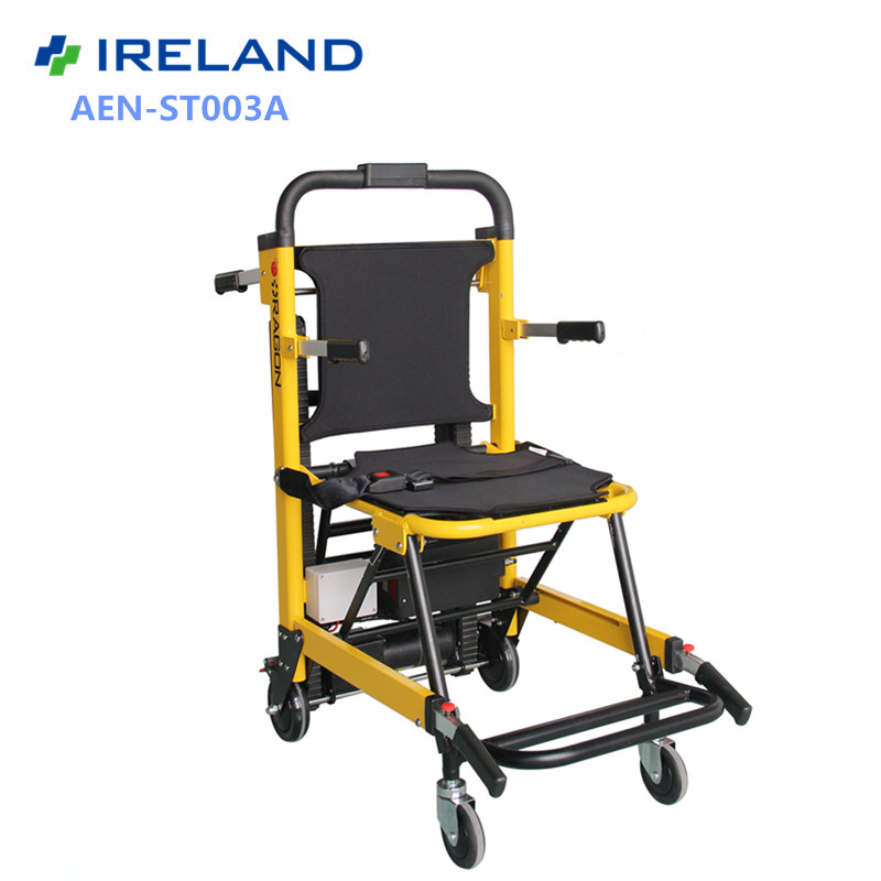 AEN-ST003A motorized adjustable foldable stairs climber wheelchairs for elderly