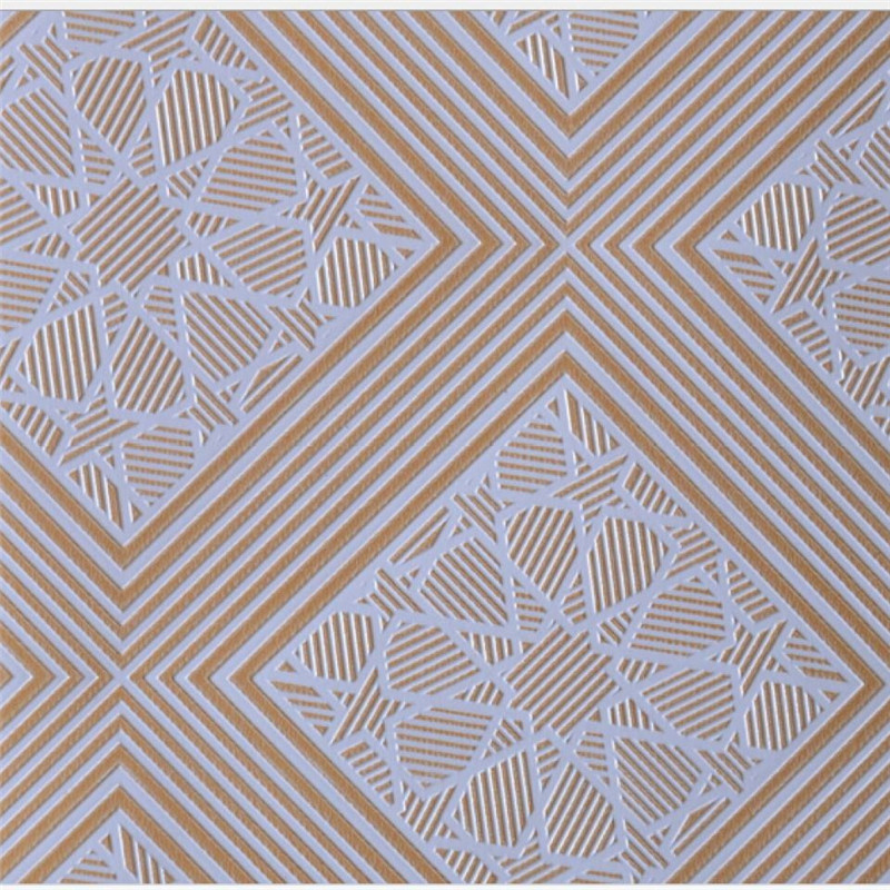 China 60x60 Decorative Acoustic Ceiling Tiles China 60x60
