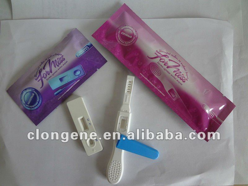 One Touch Ultra HCG pregnancy test kits,pregnancy test urine strips