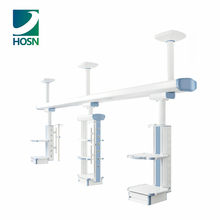 medical equipment hospital anesthesia icu overhang gas pendants