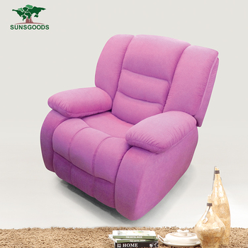 Factory Price Decoro Leather Sofa Recliner Electric