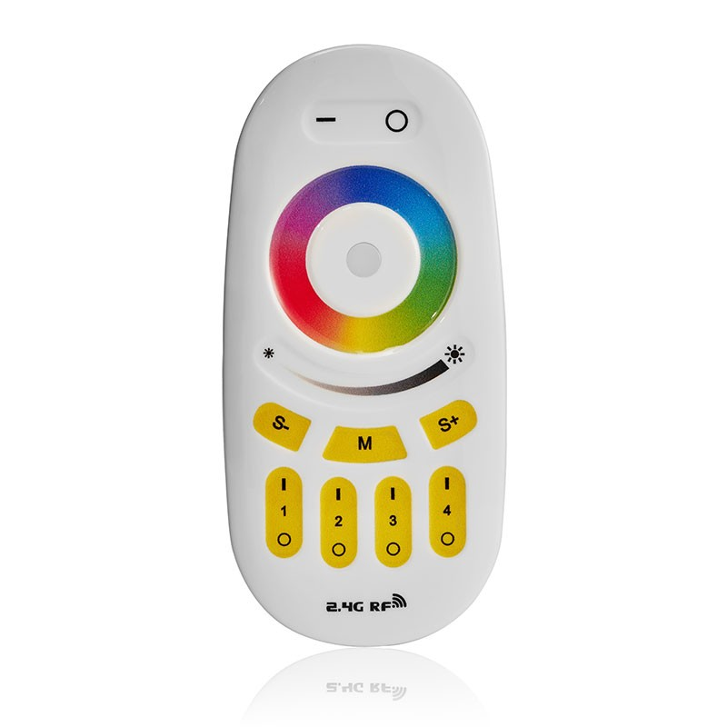 Touch Screen Universal Remote Control