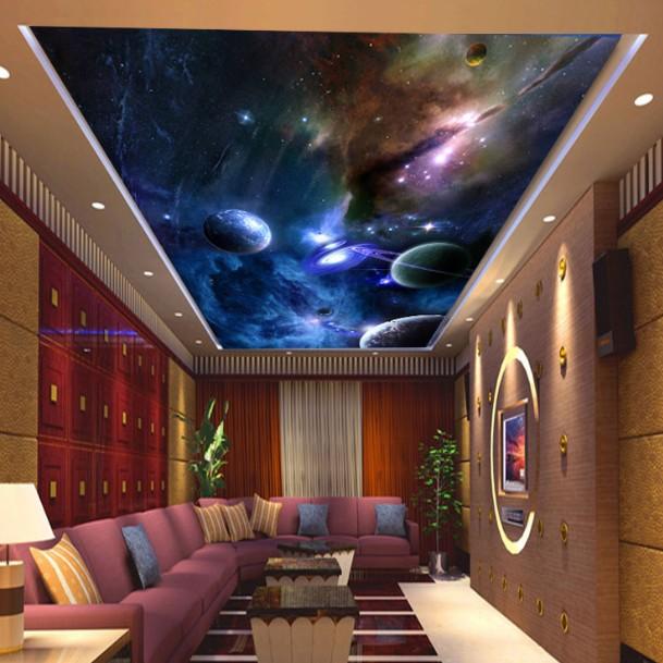 wallpaper ceilings related keywords - photo #13