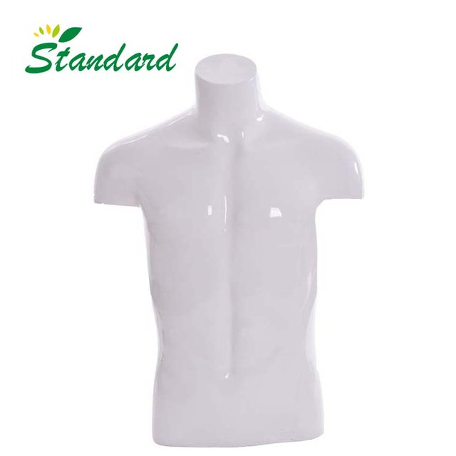Cheap Store Display Male Bust Mannequin