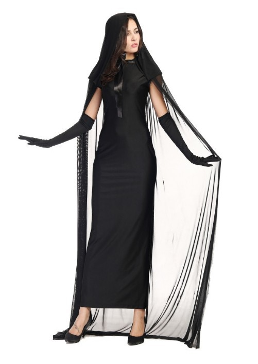 Get Quotations · Halloween Costumes 2015 New Black Ghost Ghost Halloween Ball Queen. Witch Costumes Cosplay NSQQ056  sc 1 st  Alibaba & Cheap Cod Ghost Costumes find Cod Ghost Costumes deals on line at ...