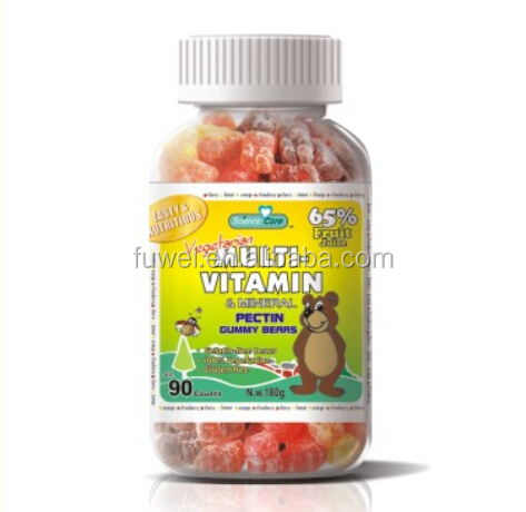 gummy bear vitamins candy manufacturers