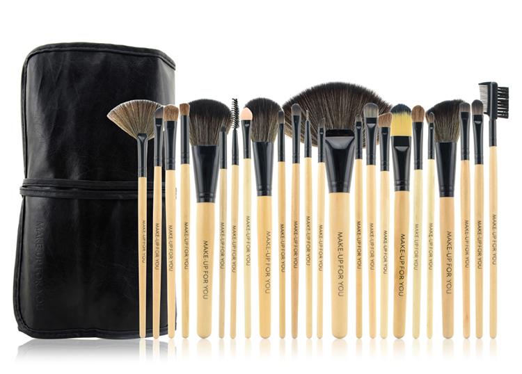 best professional makeup brush set. world best selling products make up brush set with pu makeup bag foundation professional c