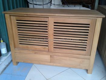 Credenza Con Porte Scorrevoli : Teak mobili in legno coperta credenza porte scorrevoli buy