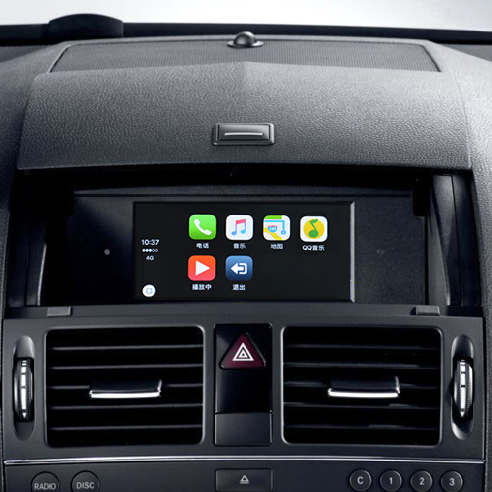 Android Auto Carplay Google Maps Ntg51 W176 W117 Apple Carplay For Mercedes  Ntg51 - Buy Apple Carplay For Mercedes Ntg51,Dash Carplay Audio 20,Android