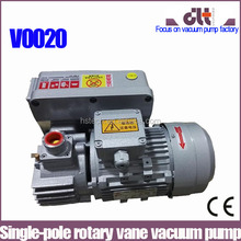 100% Factory sale Single stage oil rotary vane vacuum pump DLT.V0020 220v