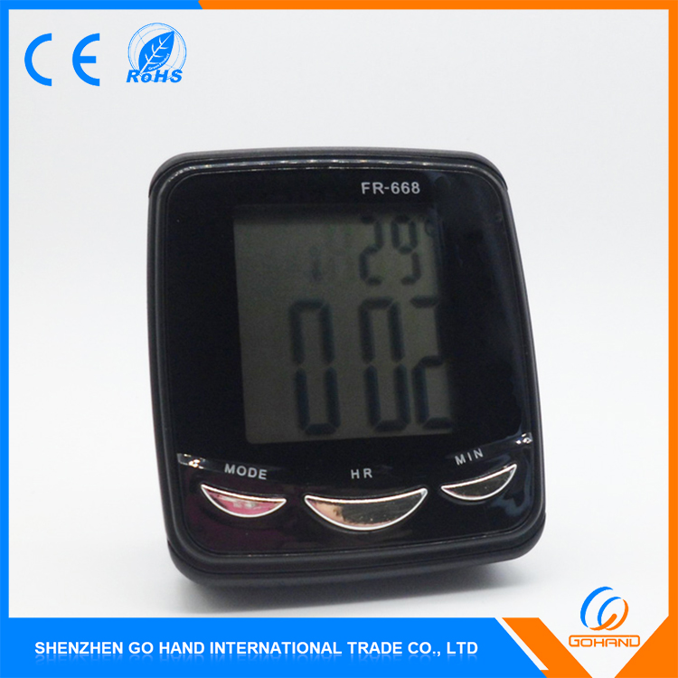 China Manufacturer Hot Sale Mini Cube LCD Display Table Alarm Clock