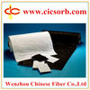 Bi-component meltblown non woven fabric for thermal and acoustic insulation similar 3m thinsulate materials