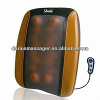 electric back massage pad