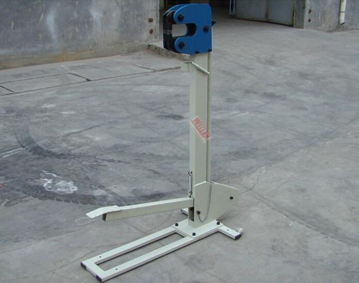 Shrinking And Stretching Machine Sheet Metal Shrinker