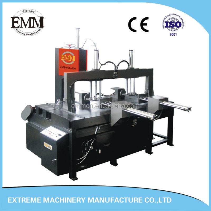 EMM CHINA V5330*35-100 fully automatic band saw machine