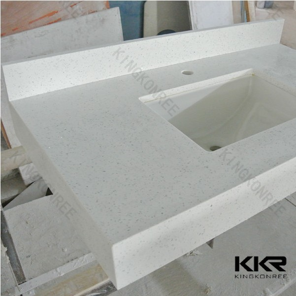 quartz vanity tops with sink  Quartz vanity top with integral bowl. Quartz Vanity Tops With Sink Quartz Vanity Top With Integral Bowl