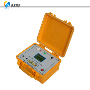 10kv Portable Megger Digital Insulation Resistance Tester/Digital Megger Portable