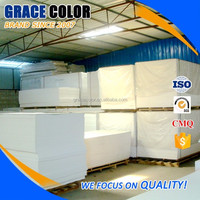 PVC acrylic material sintra 3mm thick plastic sheet for cabinet, light box