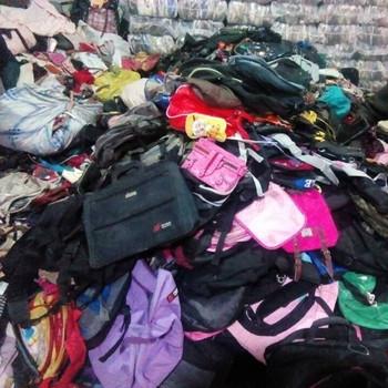 Bulk Whole Used Handbags Leather
