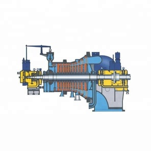 Manufacture Power Plant Steam Turbine Generator For Sale