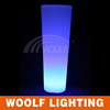 rechargeable led columns lights wedding decor