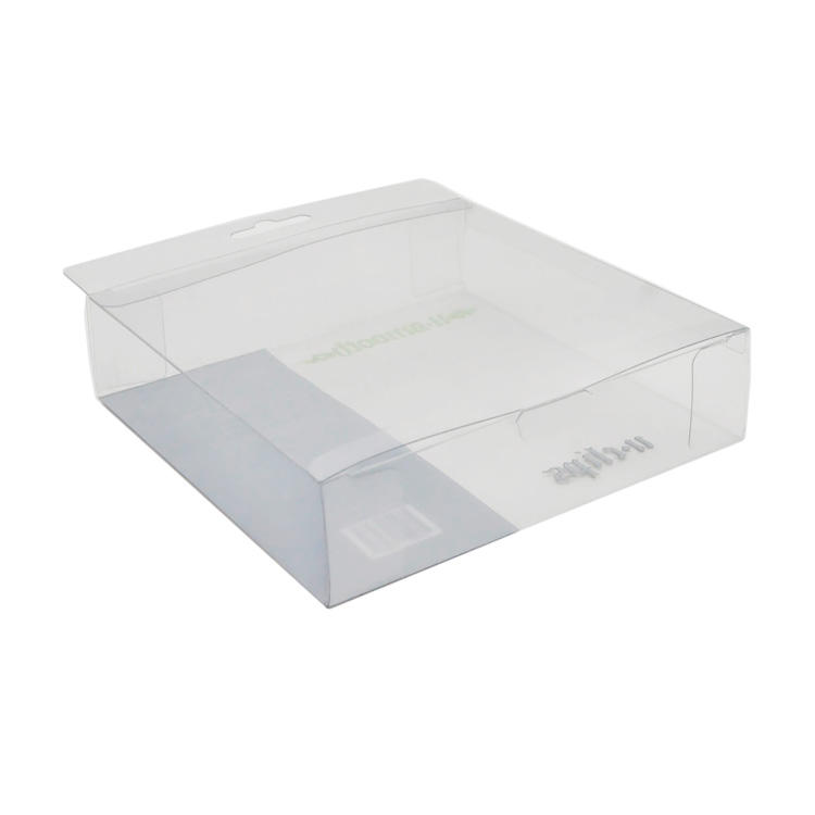 Hot Selling Transparent foldable plastic box clear plastic box with lid