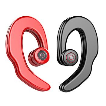 25a6233d6a4 Non Ear Plug Painless Noise Cancelling Car Ear Hooks Wireless Bluetooth  Headphone