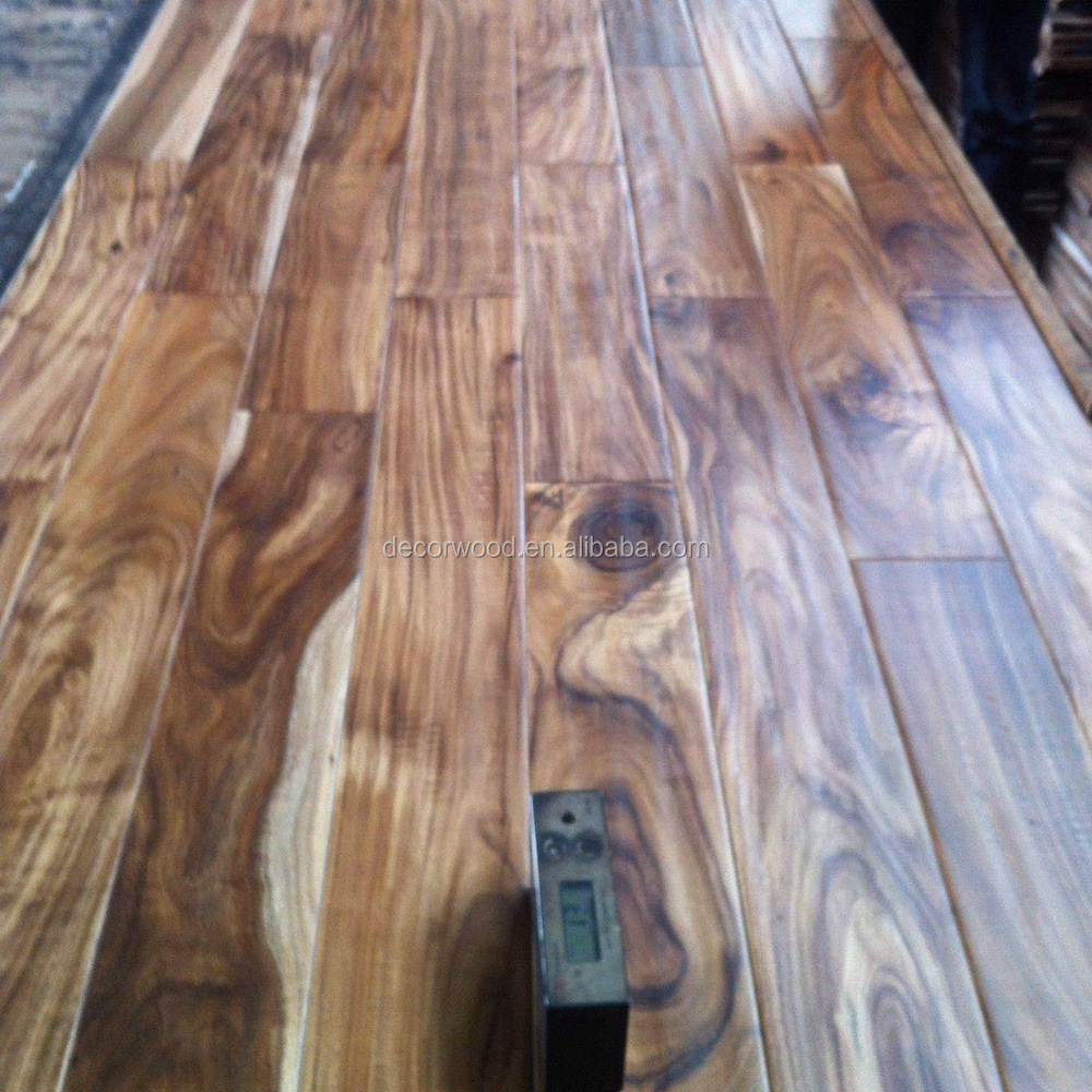 Prefinished Short Leaf Acacia Hand Scraped Hardwood Floors Buy