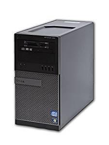 Dell Optiplex 990 MiniTower PC - Intel Core i5-2400 3.1GHz 8GB 250GB DVDRW Windows 10 Pro (Certified Refurbished)