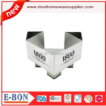 New Fashioned Stainless Steel High Quality Bar Caddy