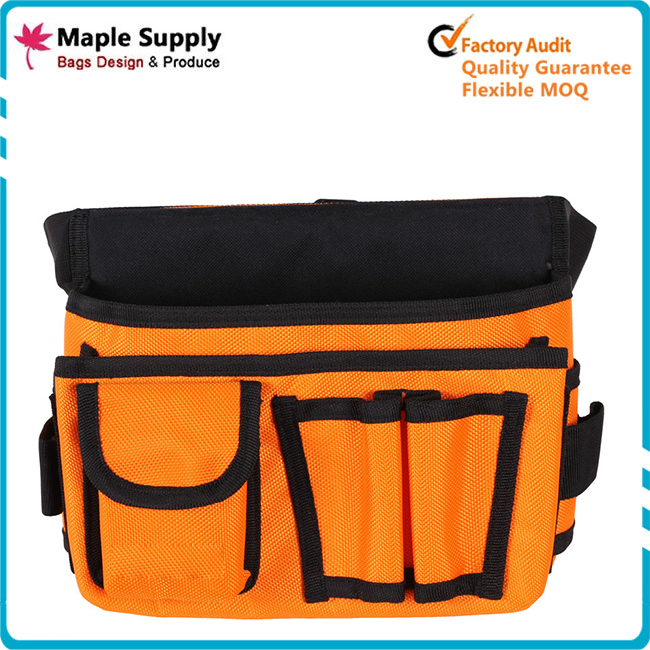 wholesale custom new brand polyester waist tool bag