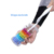 New Hot Selling Baby Nipple Brush Silicone Water Bottle Cleaning Brush