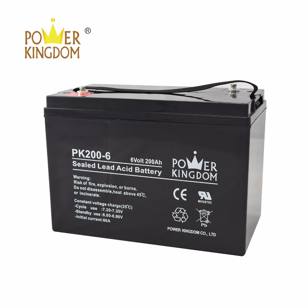Best gel battery suppliers factory price-3