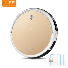 Wholesale manufactory X430 CHUWI ILIFE Cheap Robot vacuum cleaner 2017 with v-shape brushes