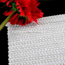 Sparkle single row crystal rhinestone trim, diamond rhinestone ribbon for decorating