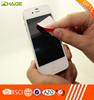 Microfiber mobile phone sticky screen cleaner ,mobile phone sticker,mobile phone led flash sticker