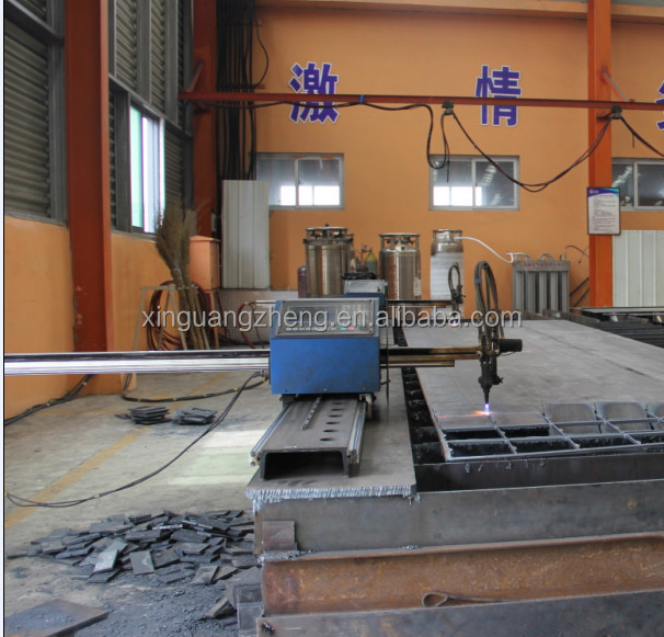 china best price premade steel structure workshop