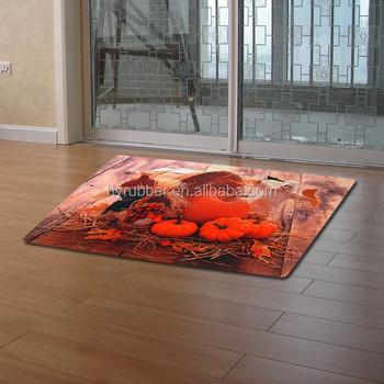 Custom Rubber Backed Floor Mat Door Mat 3mm Thick Buy