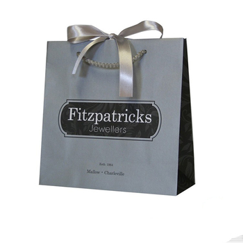 Factory Paper Bag Printing Advertising For Gift With High Quality