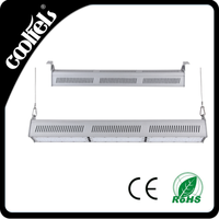 5 Years Warranty High Lumens 120W led Industrial Lighting Warehouse Low Bay Led Linear Light 130lm/w Indoor Lighting