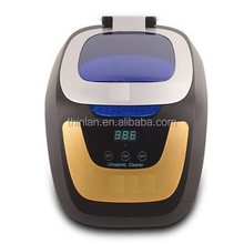 CE-5700A Digital Ultrasonic fruit and vegetanle Cleaner Ultrasound Machine with watch holder ultrasonic cleaning machine denture