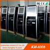 Touch Screen Payment Kiosk with Keyboard and Thermal Printer / Free Standing Internet Kiosk
