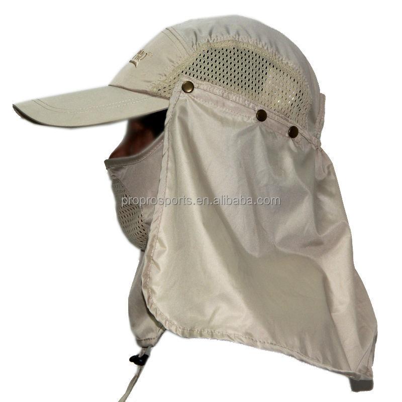 360 Degree Sun Protection Design UV Proof Anti-mosquito Multifunctional  Fishing Jungle Cap Hiking Hat Travller Cap 1cb6fc02840