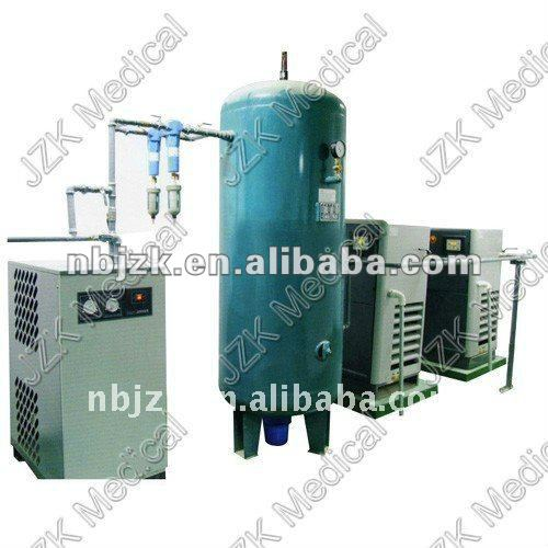 Medical oil-free air compressors system for Hospital Medical Gas Pipeline System