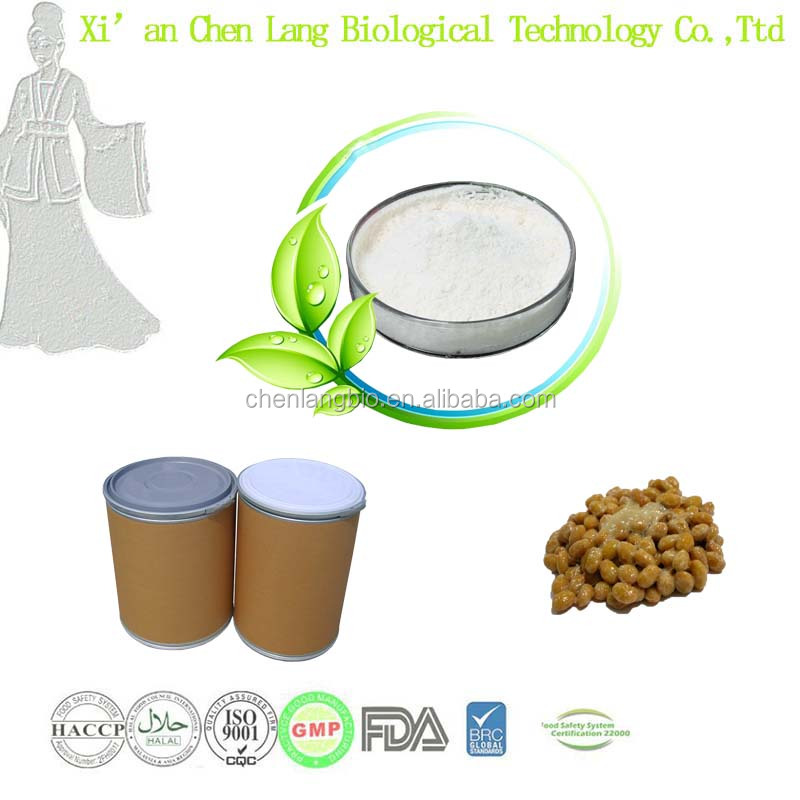 Rich Experience to Produce Pure Nature Powder Nattokinase Enzymes