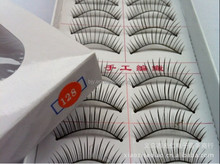 10Pairs Thick Volume False Eyelashes Eye Lashes Make up Eye lash Cosmetic Makeup Eyelash