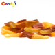 Cheap price cola bottle shaped halal sour gummy candy with oil coated
