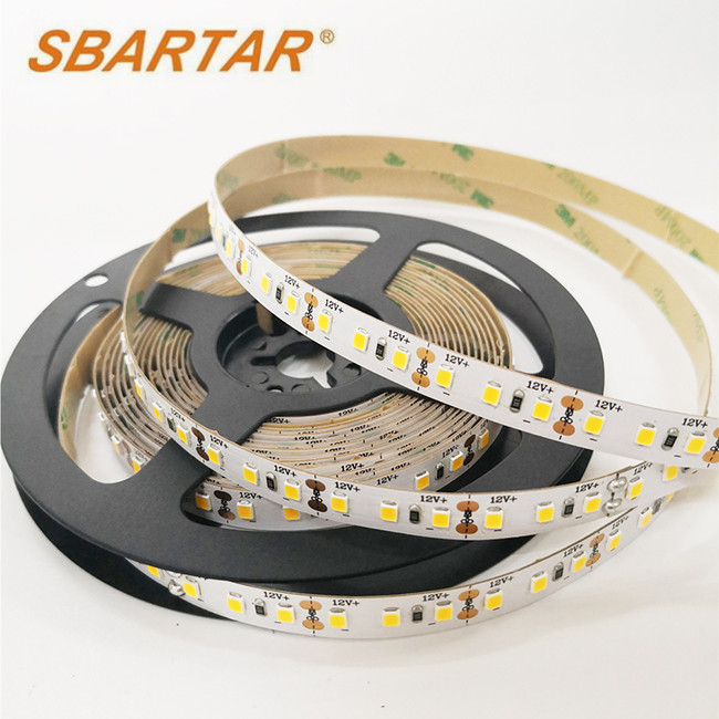 DC24V SMD 2835 120LED Tape Light 1500LM Strip Lighting 5M IP20 IP68