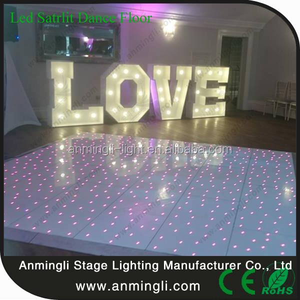 Led Party Lights Stage Illuminated Floor Lighting Starlit Dance Lamp Names Star Light Product On