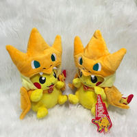 (factory) Christmas Hot Selling Pokemons Charizards Plush dolls, PP cutton stuffed pokemon toys in Stock